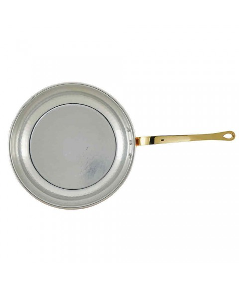 *New* RUFFONI Symphonia Cupra 10inch Copper SKILLET Hand Wash Stainless Steel