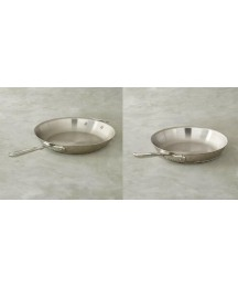 All-Clad 12 inch and 10 Inch Copper Core 5-Ply Fry pan Set