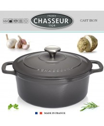 Chasseur - Round Roaster - 11in - Caviar