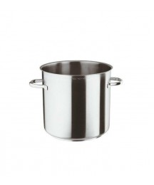 PADERNO WORLD CUISINE STOCK POT, NO LID, 38.5 QT STAINLESS STEEL 11001-36