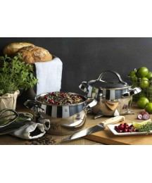 WMF Concento 8-Piece Cookware Set MSRP $1050 made in GERMANY