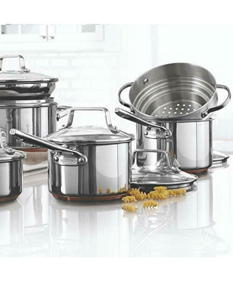 12-Piece Stainless-Stee