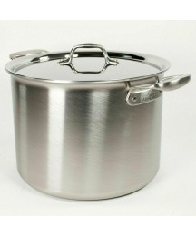 All-Clad TK™  Brushed Stainless-Stee