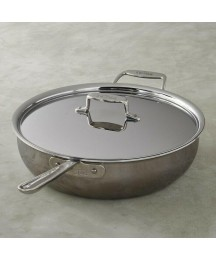 All-Clad d5 5-ply Stainless-Stee