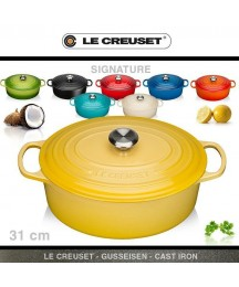 Le Creuset - Signature Roaster Oval 12 3/16in 21178310_ Sig