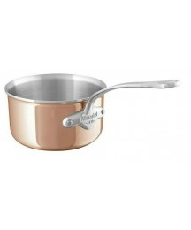 Virgil Much 6003 11/12ft' 6s Handle Pot Casserole Copper For Induction,