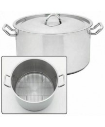 Precise Heat 42qt T304 Stainless Steel