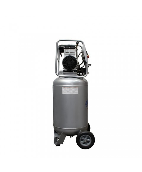 20 Gal. 2.0 HP Ultra Quiet and Oil-Free Electric  Quiet Air Compressor