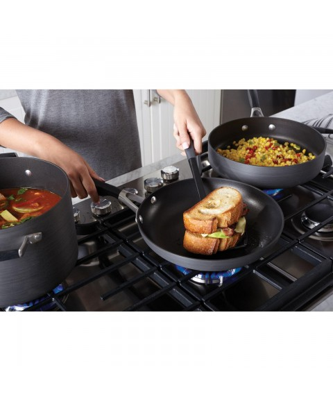 Select by Calphalon Hard Anodized Nonstick 14pc Cookware Set