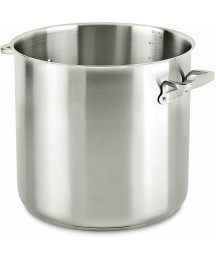 All-Clad E7507075 Stainless Steel Dishwasher Safe Stockpot Cookware, 75-Qt