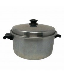 Saladmaster 6.5 Qt Dutch Oven Stock Pot Lid 18-8 Stainless Steel Dallas TriClad