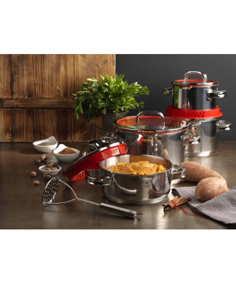 WMF Function 4 8-Piece Cookware Set  MSRP $875 made in GERMANY
