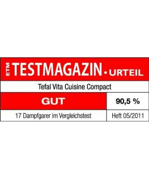 Tefal Vs 4003 He Cooking System To Steam Import Germany Function Vitamin +